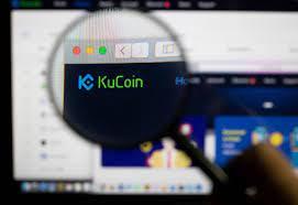 Volume of KuCoin trading